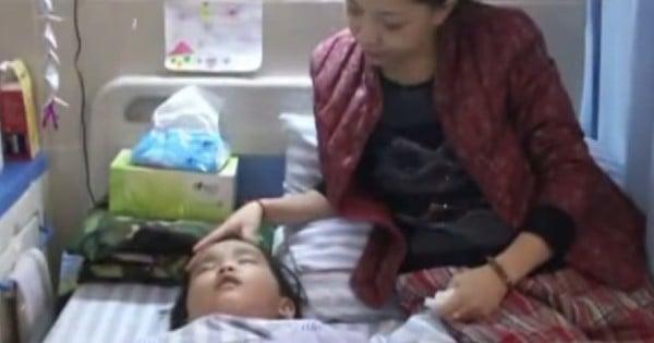 boy donates kidney to mom
