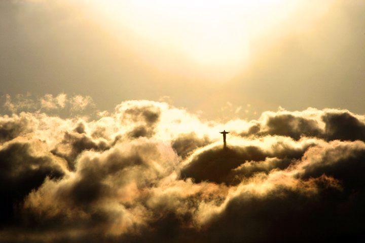 Jesus-On-A-Cloud