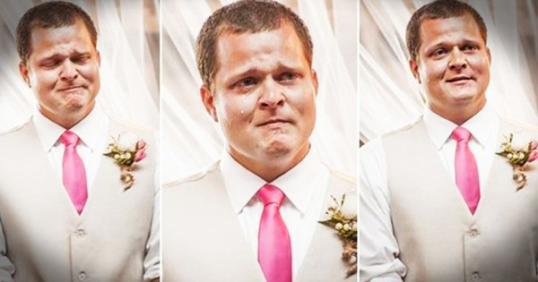 Grooms React To Seeing Their Brides For The First Time