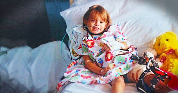 How God Saved This Little Girl During Her Father's Suicide is Miraculous
