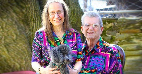 This Couple Has Been Dressing Alike For 33 Years And Their Reason Why Makes Me Want to Do it TOO!