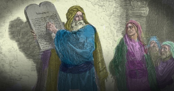 Take This Fun Quiz And Find Out What Old Testament Figure You Are!