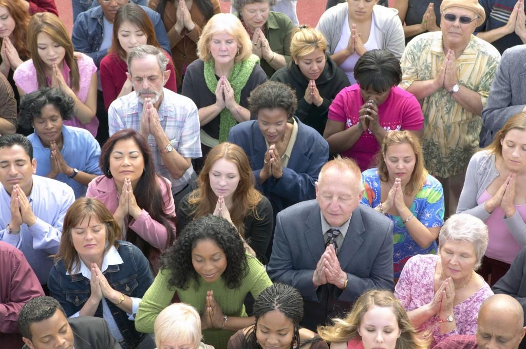 Americans Pray