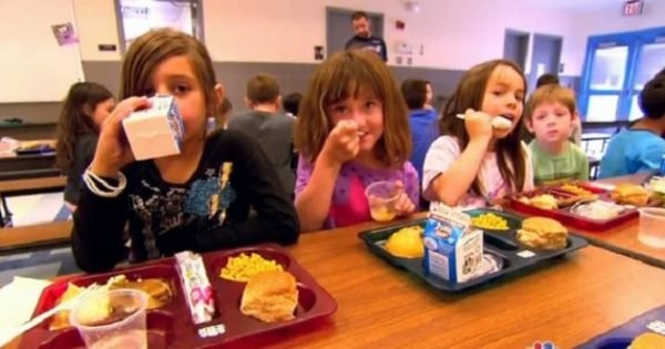 This Teacher Knows What It's Like To Go Hungry. And He Is Making Sure His Students Don't!