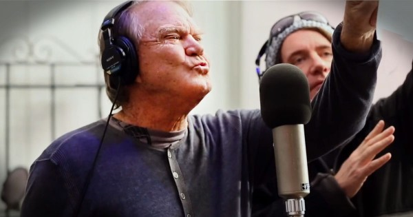 This New Song From Glen Campbell Had Me Sobbing. THIS Is The Reality Of Alzheimer's.