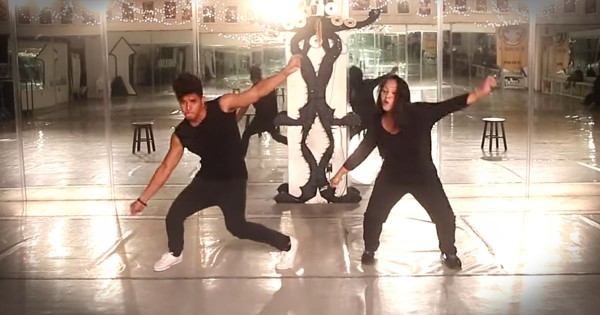 This Mother-Son Dance Is BEYOND Amazing. But This Mom's Big Secret Makes It Even Better!