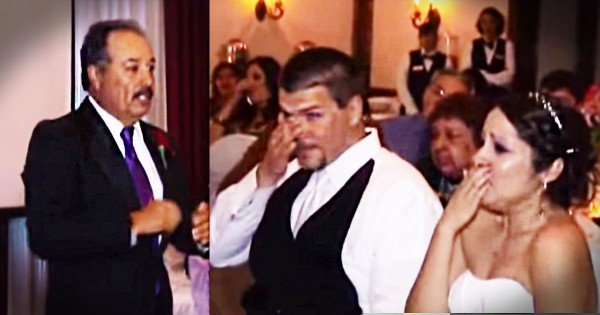 This Father Just Gave His Daughter One Heartwarming Wedding Surprise. I Just Can't Stop The Tears!