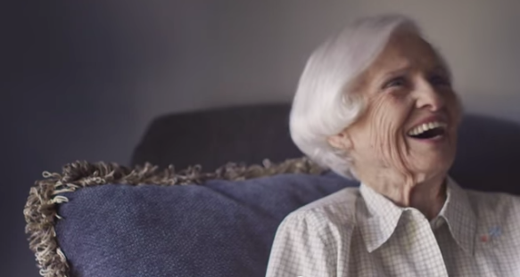 You Would Never Expect To See This?  What This 98 Year-Old Did For Her Neighbor Wowed Me!