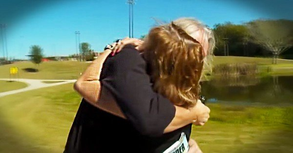 Man Reunited with Woman Who Saved His Life 30 Years Ago