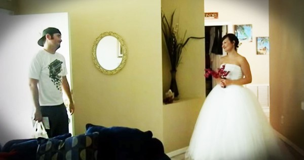 This Wife Planned A Last-Minute Anniversary Surprise. What Happened Next Had Me SOBBING!