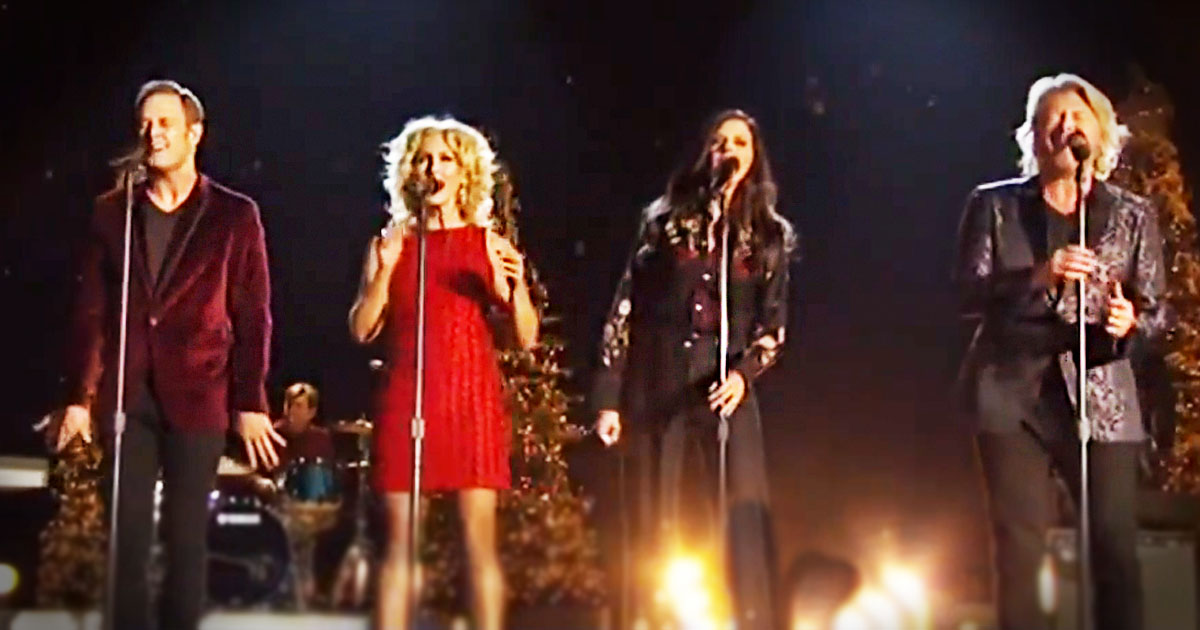 Little Big Town Sings 'I Pray On Christmas'