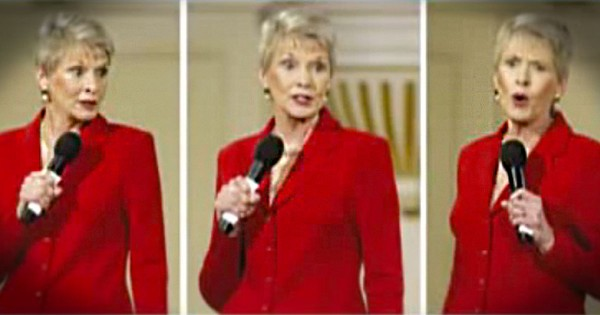 Jeanne Robertson Explains Why You Don't Send A Man to The Grocery Store