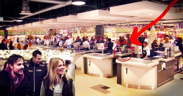 Grocery Store Surprises Shoppers With Flash Mob Of 'Jingle Bells'