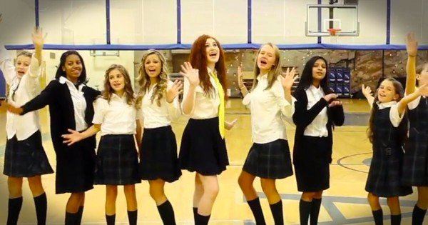 Girls Share Message Of Respect And God Thru A Pop Song