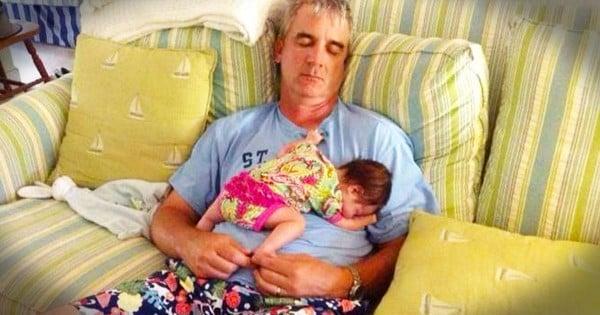 15 Times Grandpas Were Caught Bonding With Their Grandkids
