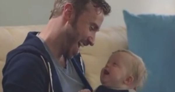 This Father's Song To His Baby Boy Brought Tears To My Eyes! Grab A Hanky…