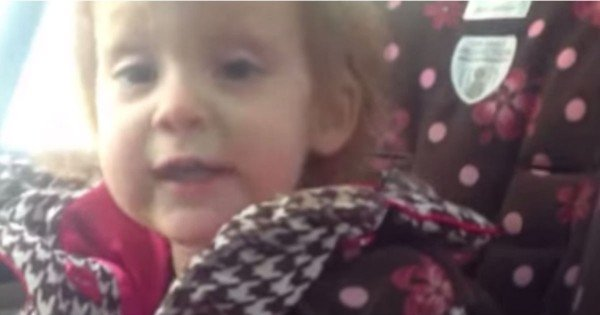 Toddler Shows Her Dad That She Can Handle Herself