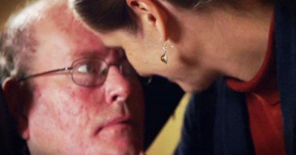 A Horrific Disease Was Stealing His Life. But His Amazing Wife Is About To Make Sure That All Changes!
