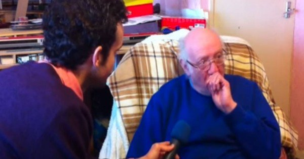 This Man Never Thought He'd Hear His Wife's Voice Again. Grab Your Tissues–He's About To Hear It!