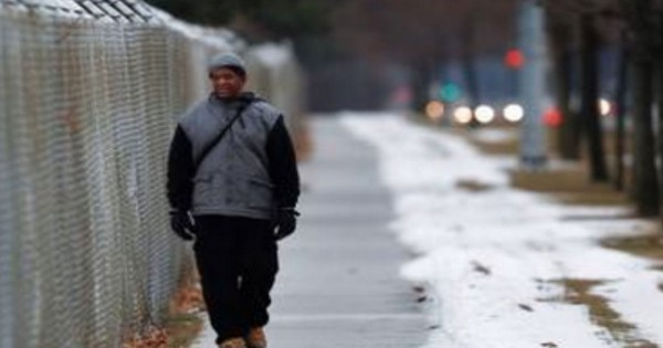 This Man Walked 21 Miles Each Day To Get To Work And Back. Until Kind Strangers Did THIS For Him!