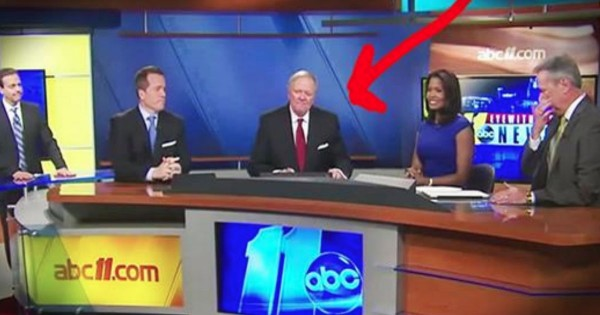 What This News Anchor Did On Live TV Shocked Everyone. Good Luck Holding Back The Tears!
