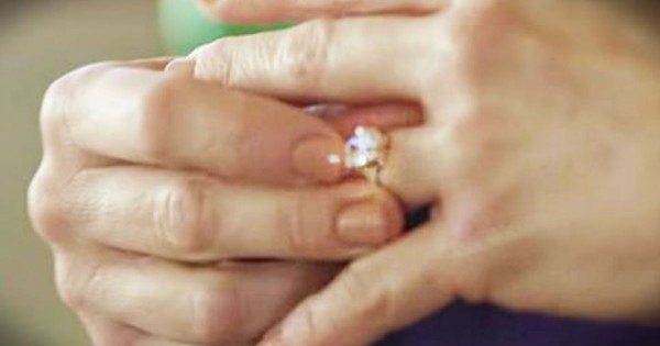 Woman Realized A Powerful Truth About Her Wedding Ring