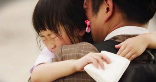This Dad Kept A Huge Secret From His Little Girl. And How She Confronts Him With His LIES Left Me In Tears!