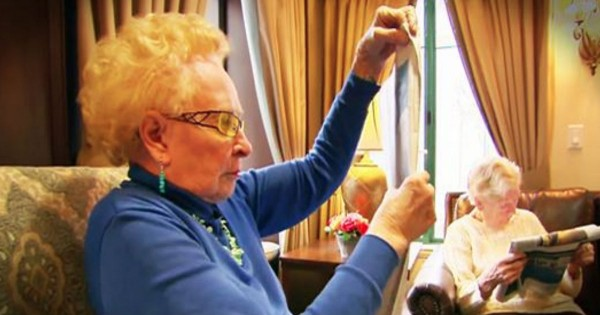 91-Year-Old Women Is A Silicone Valley Tech Designer