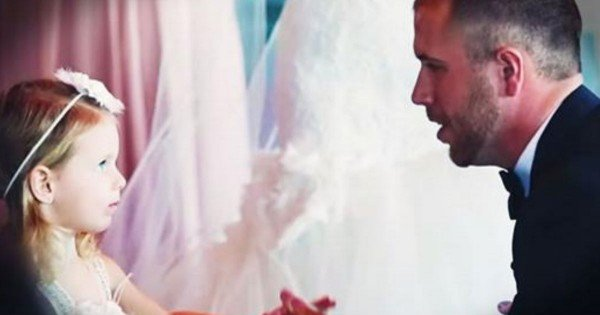 I Was Already Tearing Up At The Vows. But At 4:13, This NASCAR Driver Had Me Bawling Buckets!