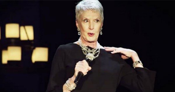 Comedian Jeanne Robertson Laugh At Teenage Sons