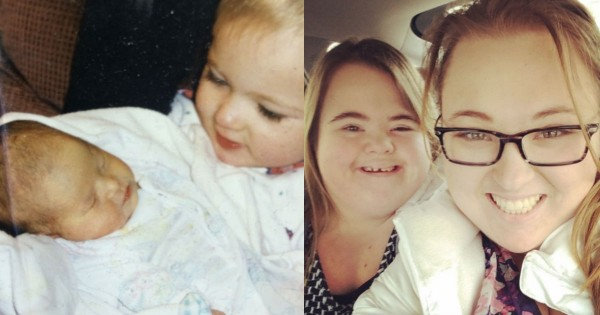 12 Things A Big Sister Learned From Her Little Sister With Down Syndrome