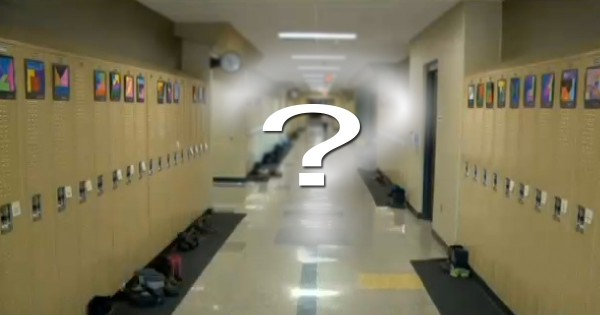 These Halls Hide The Identity Of A Secret Stranger. And Everyone LOVES This Unsolved Mystery!