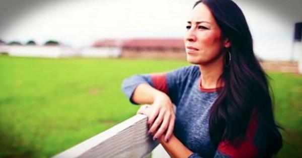 HGTV Sweetheart, Joanna Gaines, Shares Her Testimony