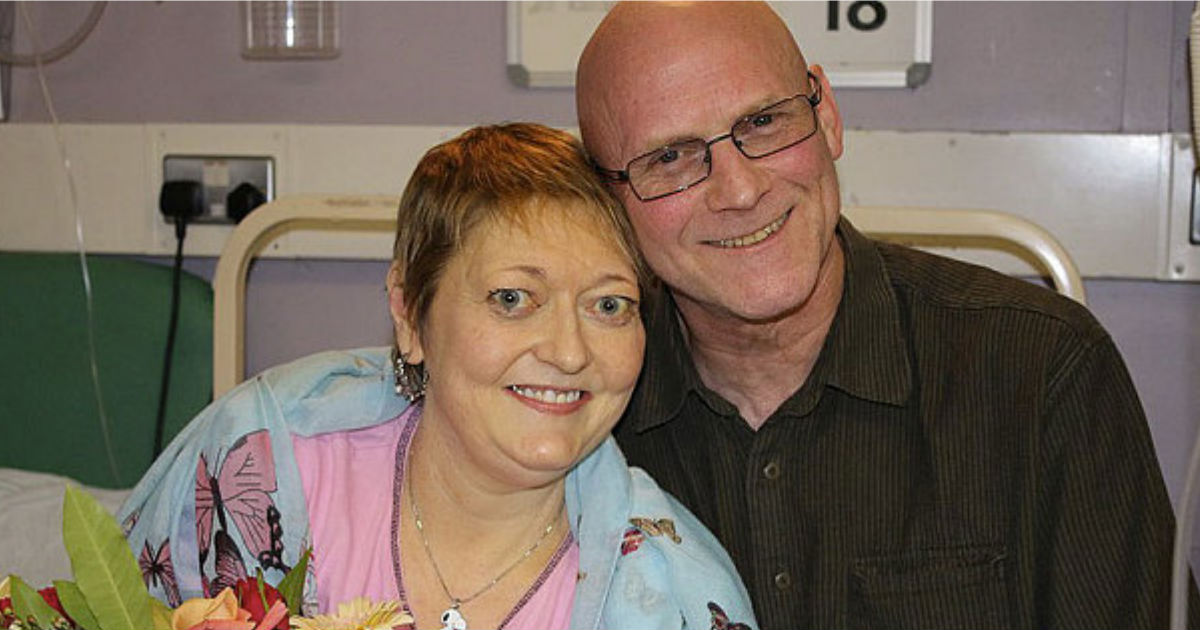 Woman Gets Miracle Cure After Deathbed Wedding Prayer
