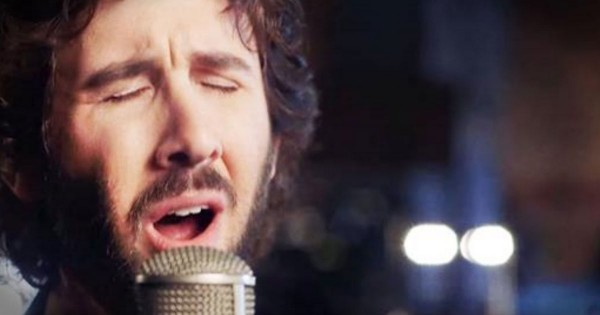 "Josh Groban Sings ""Bring Him Home"" From Les Miserables"