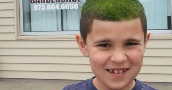 This Barber Went The Extra Mile LITERALLY For His New Friend. And I'm Speechless With Joy!