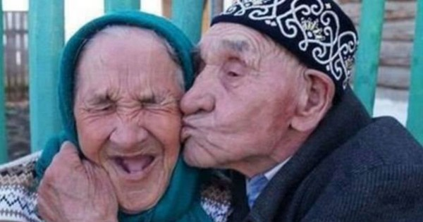 These Couples Know That Love Gets Better With Age