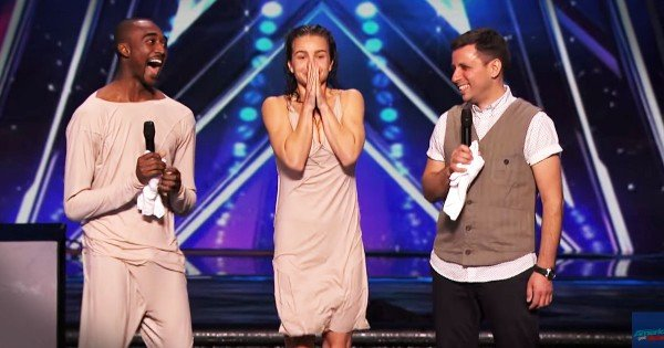 Dancers Freckled Sky Gets Golden Buzzer from Judge Howard Stern