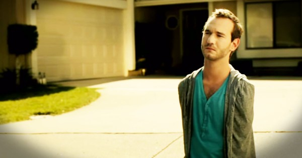 Nick Vujicic Sings 'Something More'