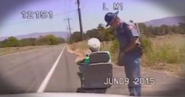 They Thought This Officer Was Pulling Over A Granny. The Truth Is So Much Better!