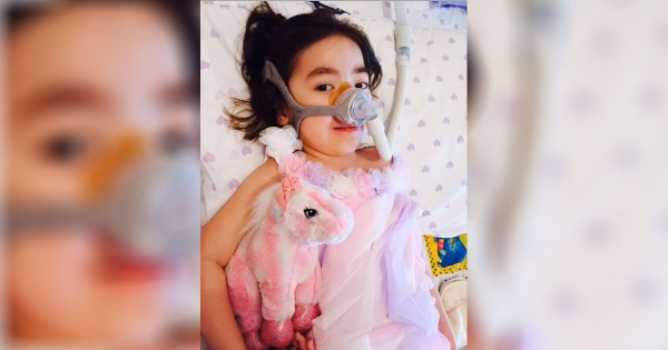 Dying 4-Year-Old Shares Her Touching View On Heaven