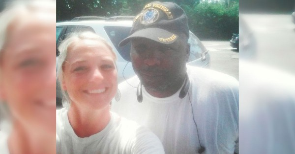 Mom's Incredible Act of Kindness For A Vet At A Gas Station
