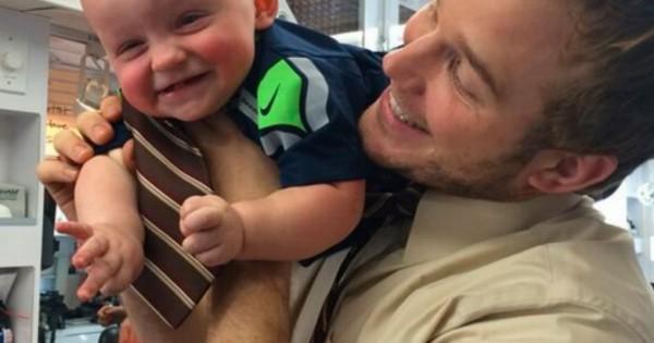 Chris Pratt Found Faith When He Nearly Lost His Son