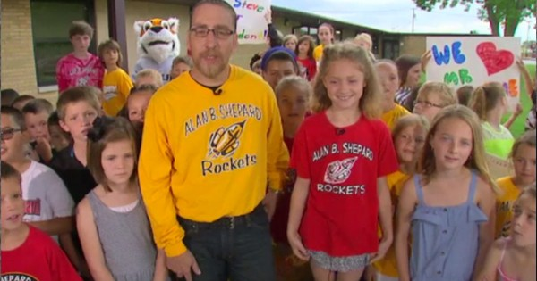 This Man Is These Kids' Hero–And You'll Love WHY!
