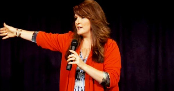 Christian Comedian Hits The Truth Of Motherhood Right On The Head