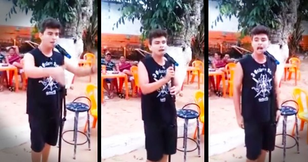 Man Incredibly Sings 'I Have Nothing' By Whitney Houston On Karaoke