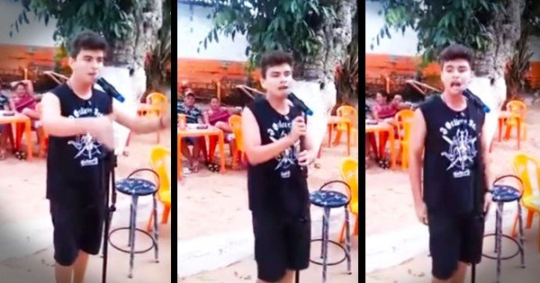 He Stepped Up The Mic And Blew Me Away With 'I Have Nothing'–POWERFUL!