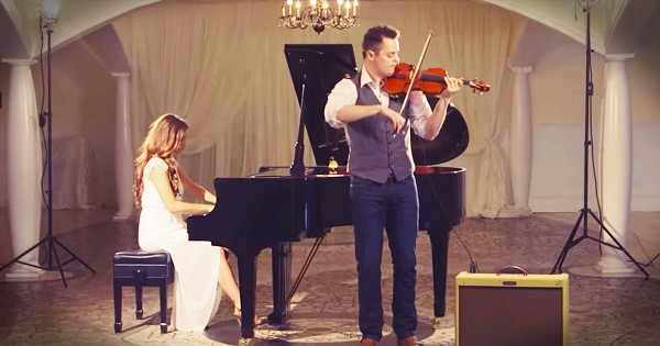 Violin Performance of 'Hallelujah'
