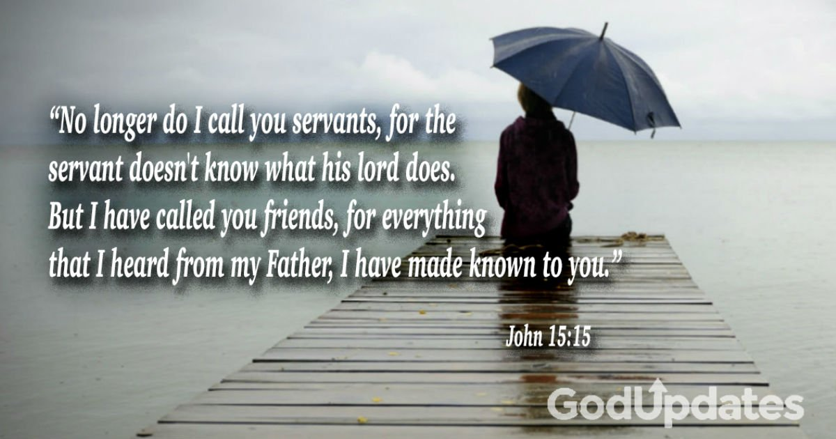 bible verses for loneliness