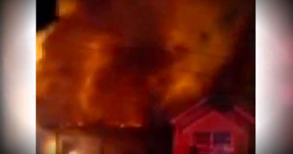 He Was Sure His Family Had Died In A Fire. But A Miracle Saved Them — CHILLS!